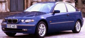 BMW 3 series Compact II