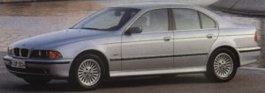 BMW 5 series IV