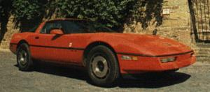 CHEVROLET Corvette IV