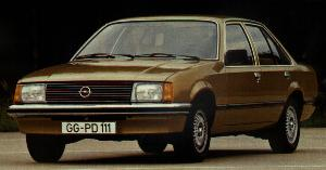 OPEL Rekord / Commodore III