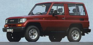 TOYOTA Land Cruiser 90 III